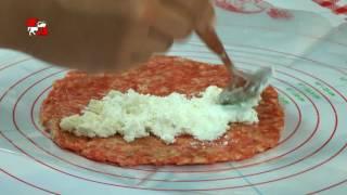 getlinkyoutube.com-Video recept - Punjena pljeskavica i gurmanski krumpir