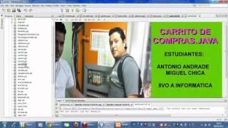 getlinkyoutube.com-Carrito de compra echo por Andrade Bone Antonio
