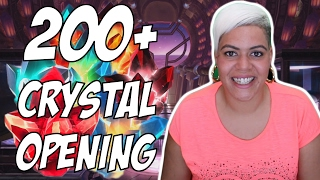 getlinkyoutube.com-OPENING OVER 200 CRYSTALS | MARVEL Contest of Champions Crystal Opening