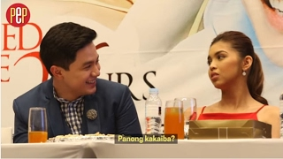 getlinkyoutube.com-Why did Maine Mendoza say Alden Richards is bullying her?