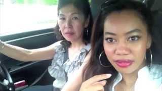 getlinkyoutube.com-Blasian Vlog: Mika's Japanese Mother Revealed!
