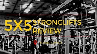 getlinkyoutube.com-Stronglifts 5x5 Review Before and After Routine