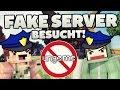 Fake Server Besucht & Mit Besitzern Gesprochen! | Ungespielt