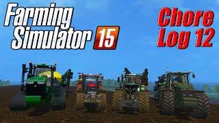 getlinkyoutube.com-Farming Simulator 15: Chore Log 12 - Field of Dreams - Part 2!
