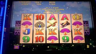 getlinkyoutube.com-Aristocrat Tiger Princess slot bonus win at The Borgata Casino in AC