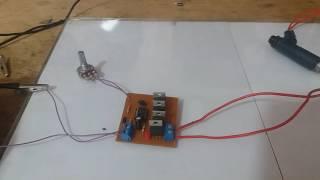 Pulsador de Inyectores Sencillo Diagrama y Planos