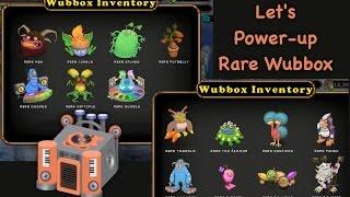 getlinkyoutube.com-Let's Power- up a Rare WUBBOX Cold Island Aug 25, 2016