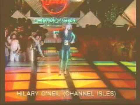 Disco Dance - 1979 - UK Finals (part 1)