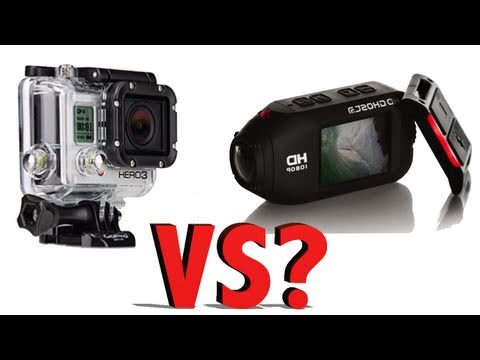 GoPro HD Hero 3 vs Drift HD Ghost?