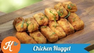 getlinkyoutube.com-Resep Ayam Nugget (Chicken Nugget Recipe Video) | KEVINDRA PRIANTO