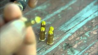 getlinkyoutube.com-bb gun mod, .22 cal blank rifle cartridge used to fire large projectiles