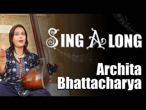 Archita Bhattacharya - Naina Aapne Piya Se Laga Aayi Re (Lyric Video)