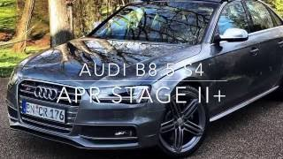 getlinkyoutube.com-Audi B8.5 S4 0-60 mph in 3.7 sec (458 hp)