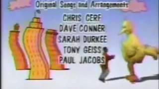 getlinkyoutube.com-Sesame Street 1994 Closing Credits