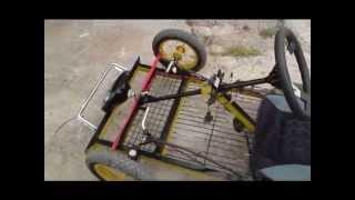 getlinkyoutube.com-Go Kart., como hacerse uno artesano y moncaero