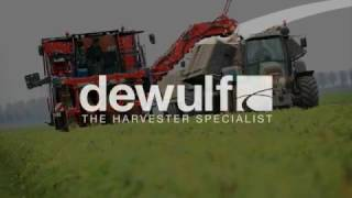 Dewulf ZKIV - 4-row self-propelled top lifting harvester