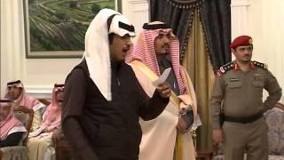 getlinkyoutube.com-قصيدة الشاعر عبدالهادي ابو دية أمام أمير منطقة عسير - الأمير فيصل بن خالد