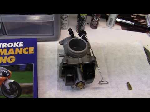 EXPLORING TWO STROKE CARB THEORY FOR BEGINNERS (3)