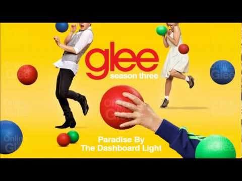 Paradise By The Dashboard Light - Glee [HD Full Studio]