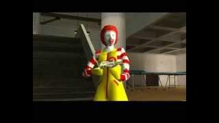 """getlinkyoutube.com-GTA San Andreas """"La venganza de Leon y El Regrezo de McDonald"""""""