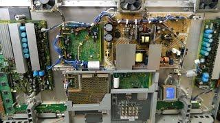 getlinkyoutube.com-HOW TO REPAIR PANASONIC PLASMA TV THAT TURNS OFF
