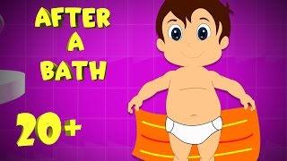 getlinkyoutube.com-After A Bath and Many More Fun Kids Songs | Most Popular Kid Song Compilation for Children