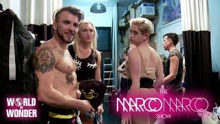 getlinkyoutube.com-#MarcoMarcoShow - One Day Before Runway w/ Brendan Jordan, Sonique, Aydian Dowling & Vicky Vox