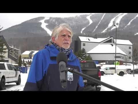 Mont-Sainte-Anne : sans accès aux télécabines, des abonnés de saison exigent un remboursement direct et équitable