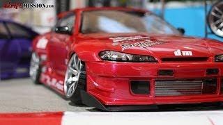 getlinkyoutube.com-Exstreme Sport Silvia S15 - MST XXX-D VIP RC Drift - DriftMission.com