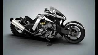 getlinkyoutube.com-Top 10 Craziest Motorcycles of the world