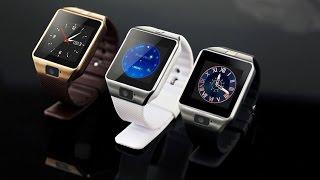getlinkyoutube.com-DZ09 Smartwatch by China recensione