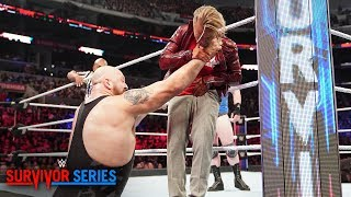Drake Maverick wets himself after Big Show's attack: Survivor Series 2018 (WWE Network Exclusive) width=