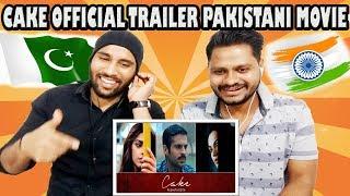 Indian Reaction On Cake Movie Trailer | Pakistani Latest Movie 2018 | Krishna Views
