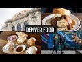 One Day in Denver: Coffee, Food, & Exploring!