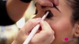 getlinkyoutube.com-Tutorial Maquillaje Smokey Eyes Profesional