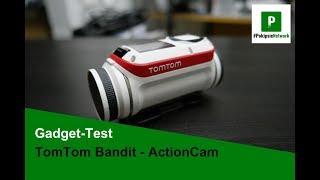 getlinkyoutube.com-TomTom Bandit Actioncam im Unboxing - Deutsch
