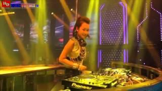 getlinkyoutube.com-Nhạc Trẻ Remix Quẩy Cùng DJ Trang Moon
