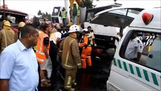 getlinkyoutube.com-Samabula road accident