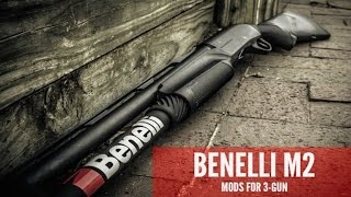 getlinkyoutube.com-BENELLI M2 MODS FOR 3-GUN: HOW TO SET IT UP RIGHT!