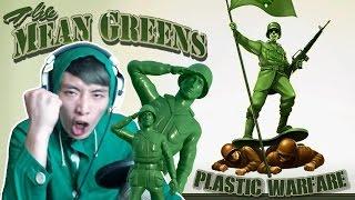 getlinkyoutube.com-成為Toy story士兵! :The Mean Greens Plastic Warfare