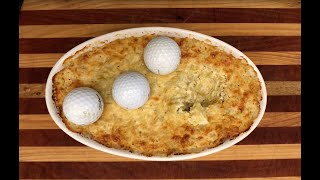 Game Day Artichoke Dip - You Suck at Cooking (episode 71) width=