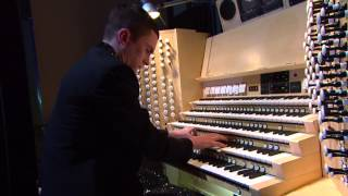 J S Bach Toccata in F major   Cameron Carpenter   Sydney Opera House