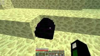 getlinkyoutube.com-Minecraft - Jak  vzít Dračí Vejce? / Minecraft - How to take the Dragon Egg?