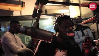Fababy feay. Djany - Oublie ton ex (Live Skyrock)