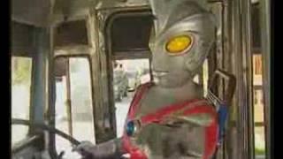 getlinkyoutube.com-Ultraman Advertising Campaign