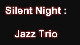 getlinkyoutube.com-Silent Night - Jazz Guitar Chord Melody Arrangement + Jazz Trio Live
