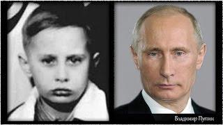 getlinkyoutube.com-Политики в детстве и спустя время   Путин, Обама, Гитлер и др.