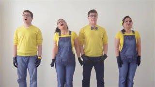 getlinkyoutube.com-Minions - Banana Song (Dubsmash version by PixelsInTheBag)