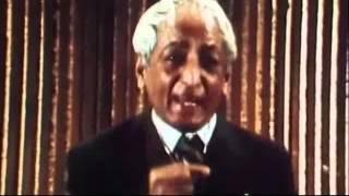 getlinkyoutube.com-J.Krishnamurti-Τζίντου Κρισναμούρτι - Η Κατανόηση του Διαλογισμού Απαιτεί Τάξη