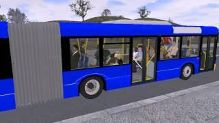 OMSI - Solaris Urbino 18 Test 2/2